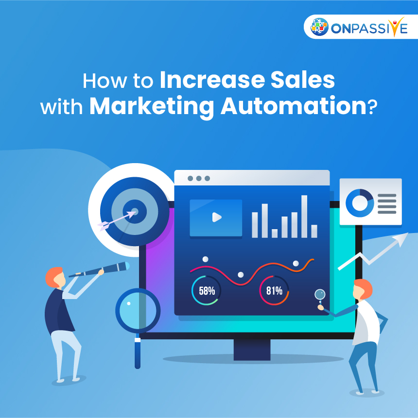 How To Increase Sales With Marketing Automation?