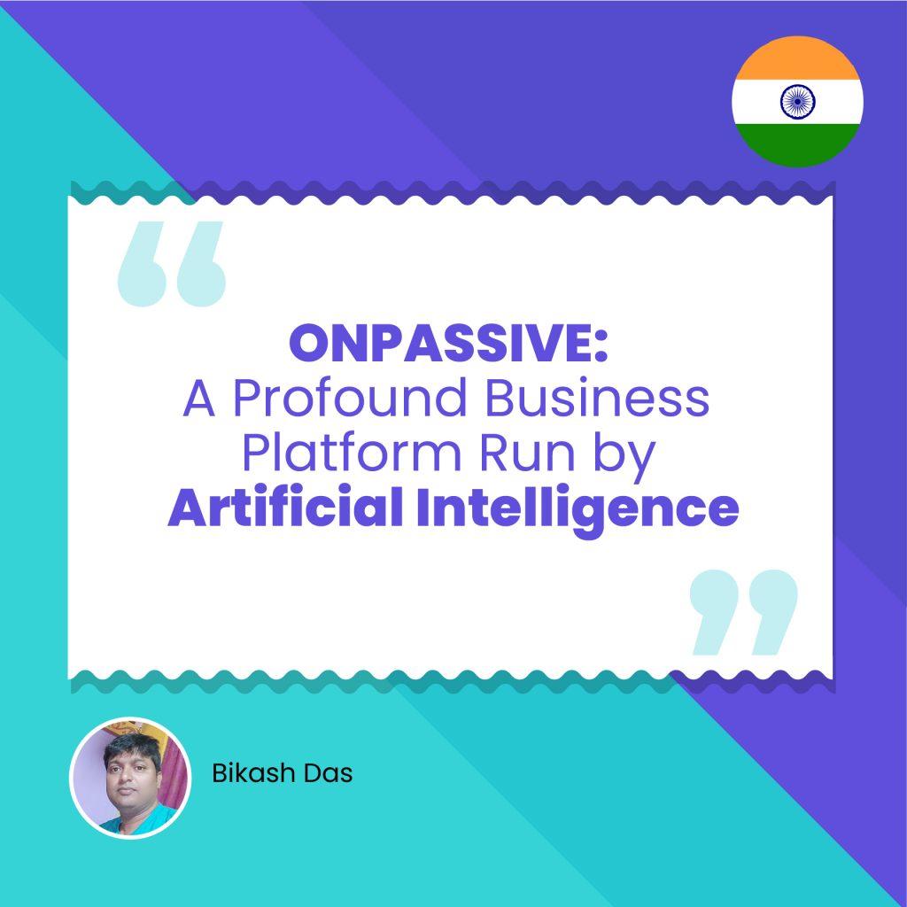A Profound Business Platform Run by Artificial Intelligence