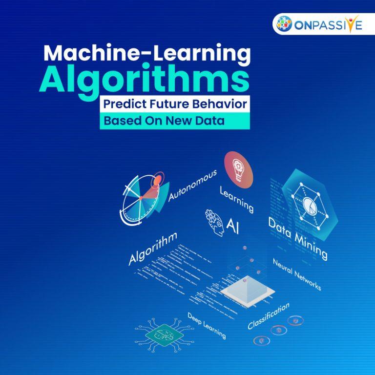Machine learning - ONPASSIVE